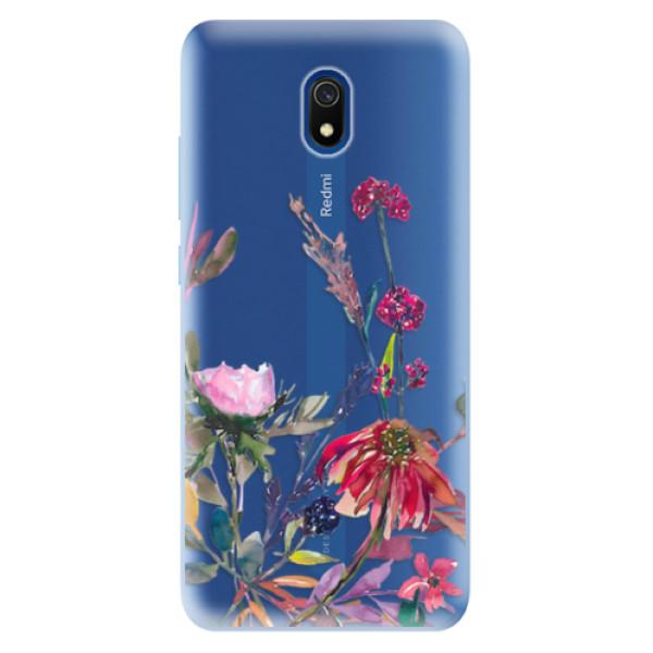 Odolné silikonové pouzdro iSaprio - Herbs 02 - Xiaomi Redmi 8A
