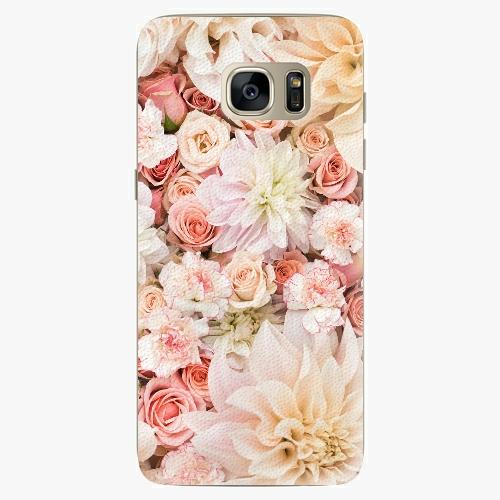 Plastový kryt iSaprio - Flower Pattern 06 - Samsung Galaxy S7 Edge