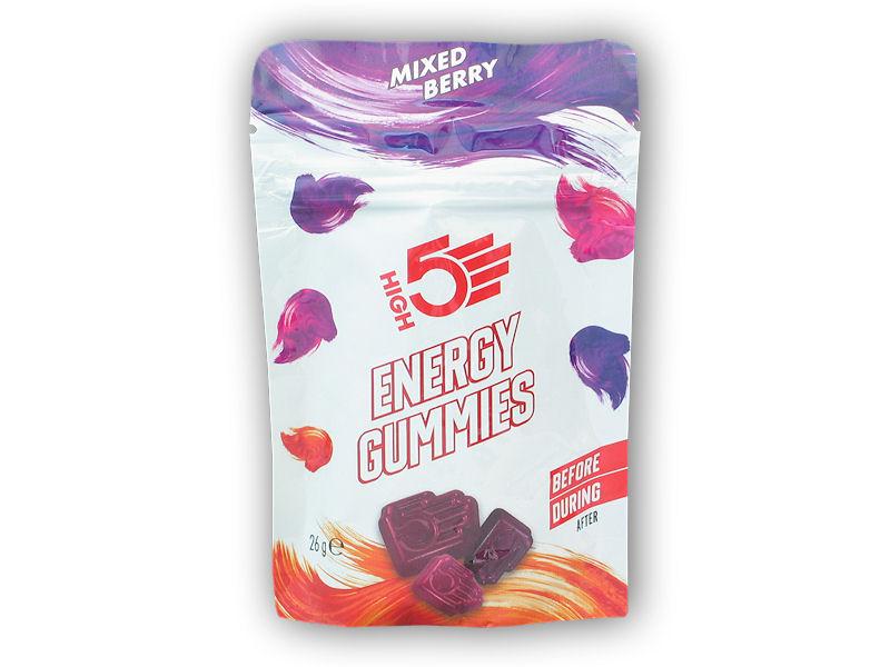 Energy Gummies 26g-ovoce