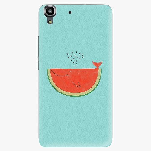 Plastový kryt iSaprio - Melon - Huawei Ascend Y6