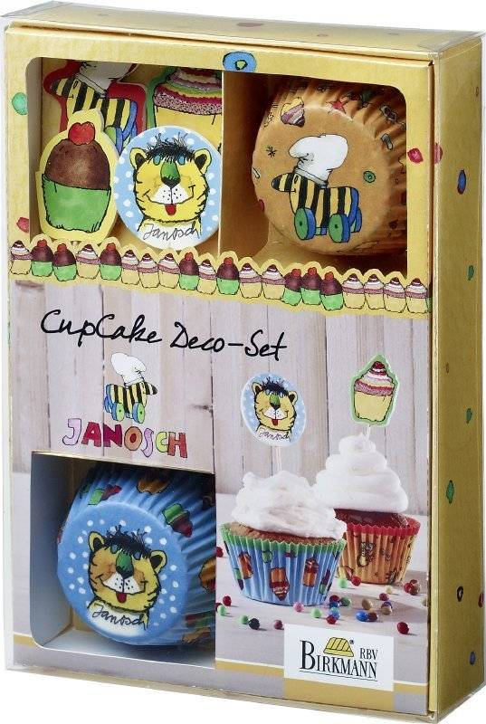 Sada na zdobení muffinů JANOSCH