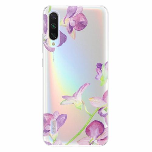 Silikonové pouzdro iSaprio - Purple Orchid - Xiaomi Mi A3