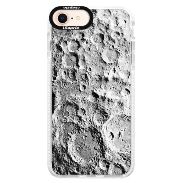 Silikonové pouzdro Bumper iSaprio - Moon Surface - iPhone 8
