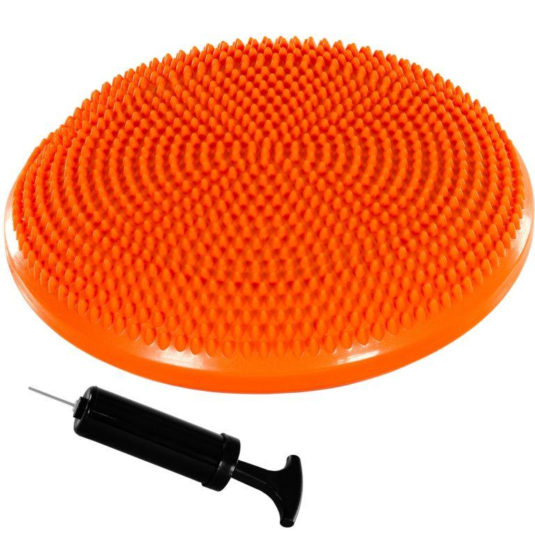 MOVIT Balanční polštář na sezení, 38 cm, oranžový
