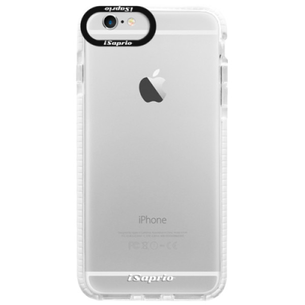 Silikonové pouzdro Bumper iSaprio - 4Pure - mléčný bez potisku - iPhone 6 Plus/6S Plus