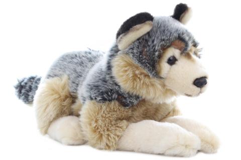 Plyš Vlk 40 cm