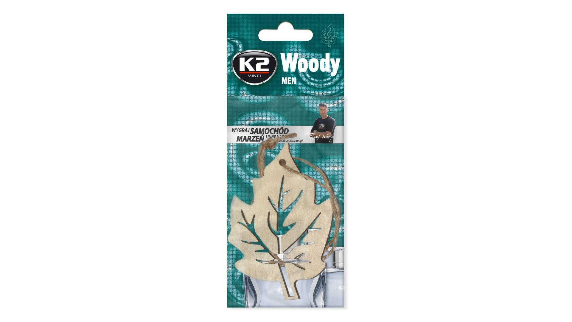 K2 Woody Leaf Men