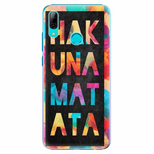 Plastový kryt iSaprio - Hakuna Matata 01 - Huawei P Smart 2019