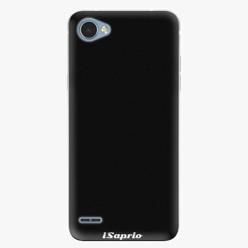 Plastový kryt iSaprio - 4Pure - černý - LG Q6