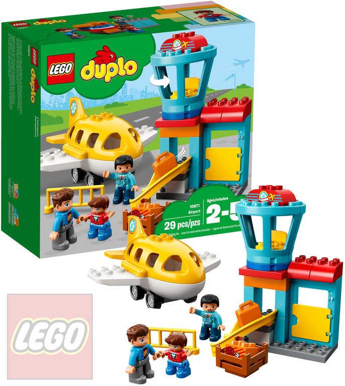 LEGO DUPLO Letiště 10871 STAVEBNICE