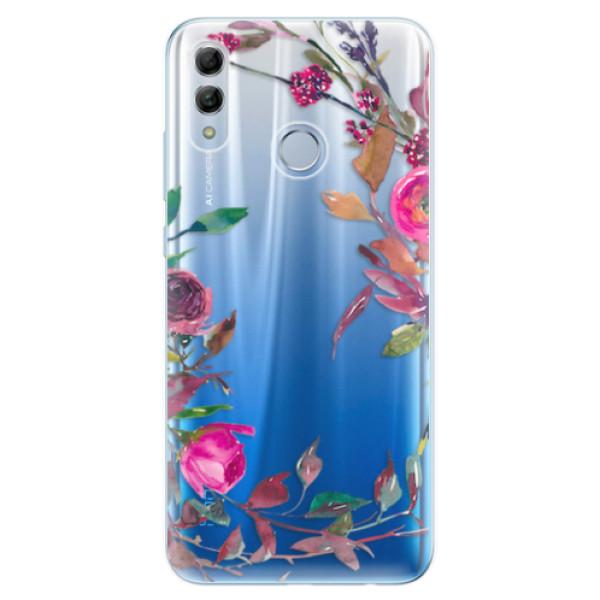Odolné silikonové pouzdro iSaprio - Herbs 01 - Huawei Honor 10 Lite