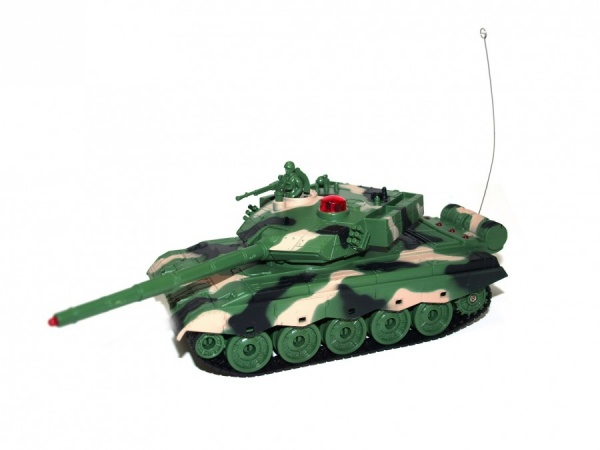 Čínský RC tank Type 96, 1:32 27MHz RTR
