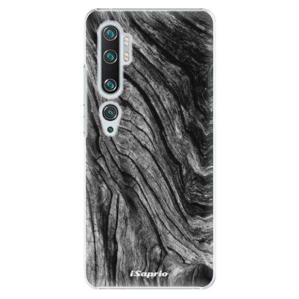 Plastové pouzdro iSaprio - Burned Wood - Xiaomi Mi Note 10 / Note 10 Pro