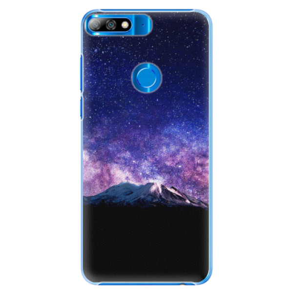 Plastové pouzdro iSaprio - Milky Way - Huawei Y7 Prime 2018