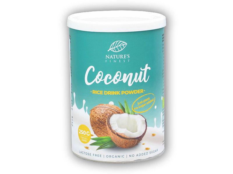 Rice Drink Powder Coconut Bio 250g