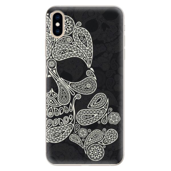 Silikonové pouzdro iSaprio - Mayan Skull - iPhone XS Max