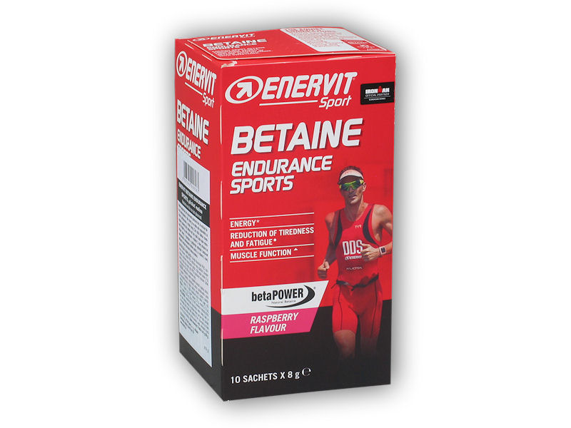 Betaina Endurance Sports 10 x 8g sáček malina