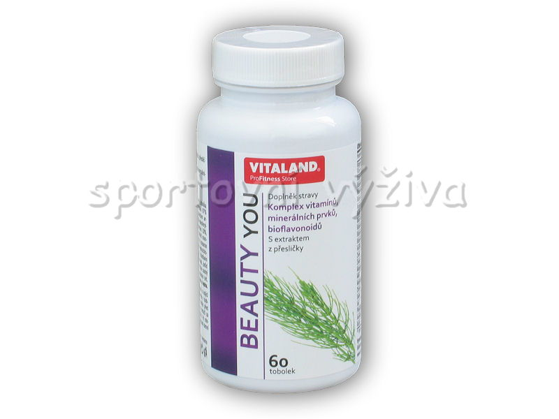 Vitaland Beauty You 60 kapslí