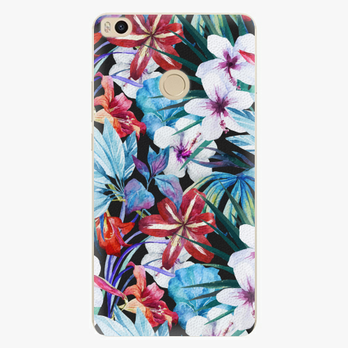 Plastový kryt iSaprio - Tropical Flowers 05 - Xiaomi Mi Max 2