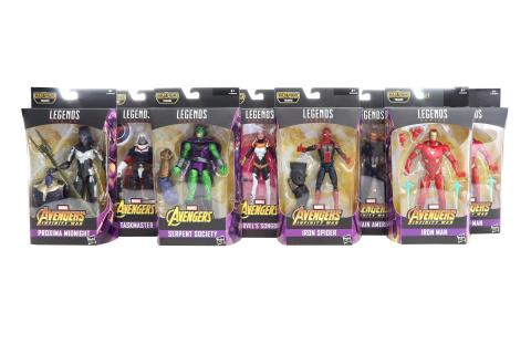 Avengers Sběratelská řada Legends 15cm