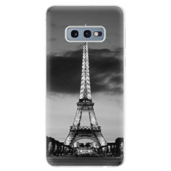 Odolné silikonové pouzdro iSaprio - Midnight in Paris - Samsung Galaxy S10e