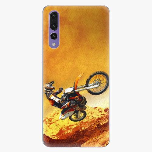Plastový kryt iSaprio - Motocross - Huawei P20 Pro