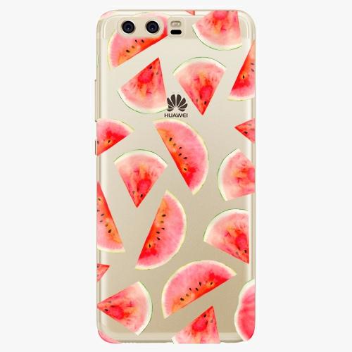 Plastový kryt iSaprio - Melon Pattern 02 - Huawei P10