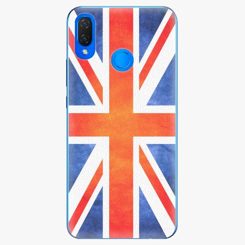 Plastový kryt iSaprio - UK Flag - Huawei Nova 3i