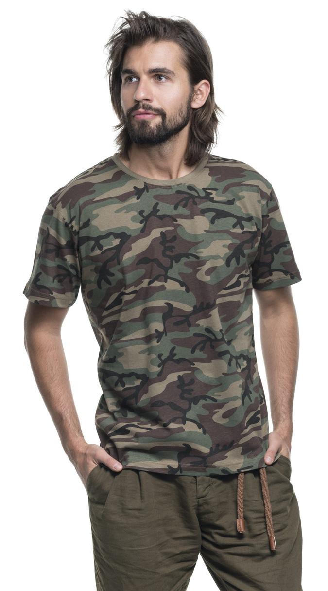 Pánské tričko MORO 21350