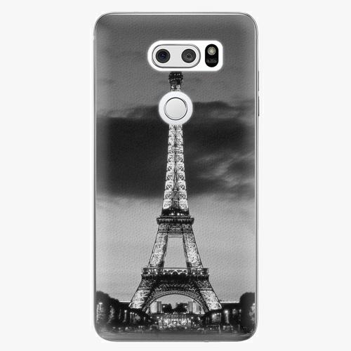 Plastový kryt iSaprio - Midnight in Paris - LG V30