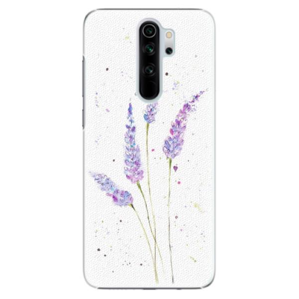 Plastové pouzdro iSaprio - Lavender - Xiaomi Redmi Note 8 Pro