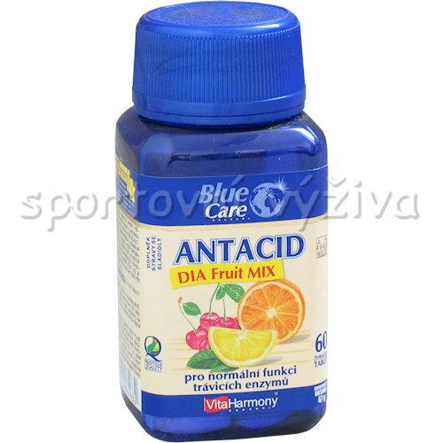 Antacid DIA žvýkací 60 tablet ovocný